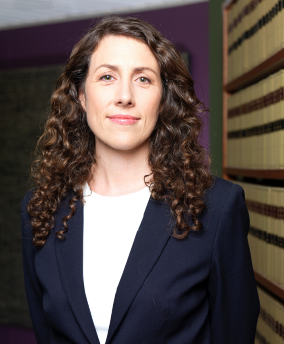 Leading Canberra lawyer encourages women to talk about birth-related trauma